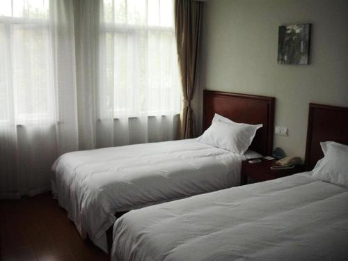 GreenTree Inn Shanghai Pudong New District Bei'ai Road Express Hotel photo 23