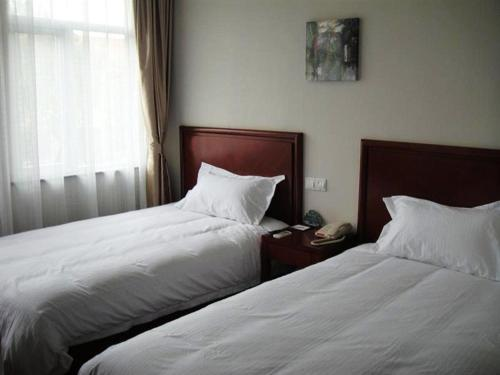 GreenTree Inn Shanghai Pudong New District Bei'ai Road Express Hotel photo 24