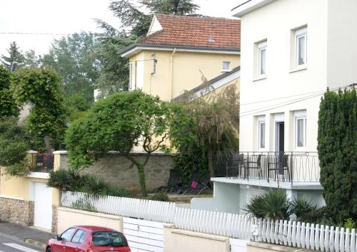 Villa Lanacelle - reims - booking - hébergement