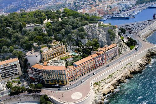 Hotel La Perouse , Nice, France, picture 32