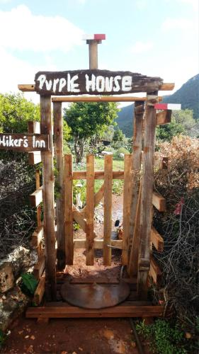 Kaleucagız Hiker's Inn-Purple House tatil