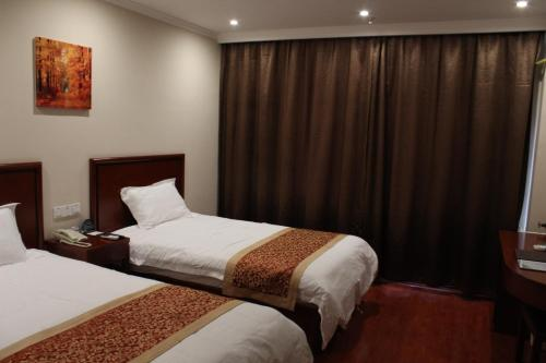 GreenTree Inn Shanghai South Railway Station Luoxiang Road Shell Hotel photo 3