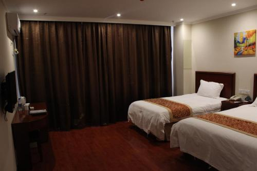 GreenTree Inn Shanghai South Railway Station Luoxiang Road Shell Hotel photo 9