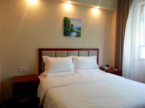 GreenTree Inn Shanghai South Railway Station Luoxiang Road Shell Hotel photo 10