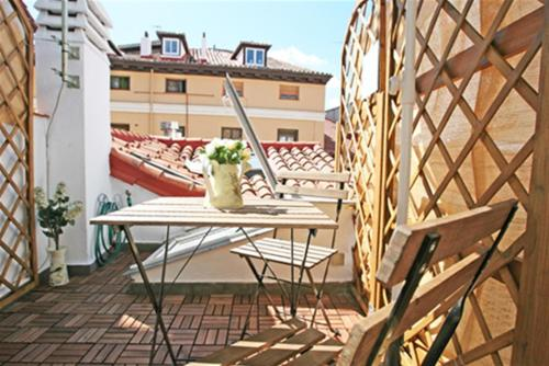 Friendly Rentals Plaza Mayor V - Madrid - booking - hébergement