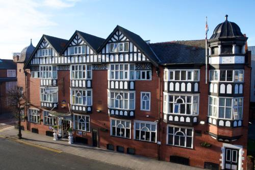 BW Hallmark Hotel Chester Westminster, green hotel in Chester, United Kingdom