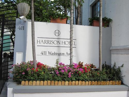 The Harrison Hotel Miami Beach a Miami Beach