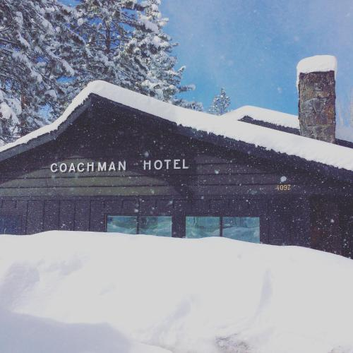 The Coachman Hotel Photo
