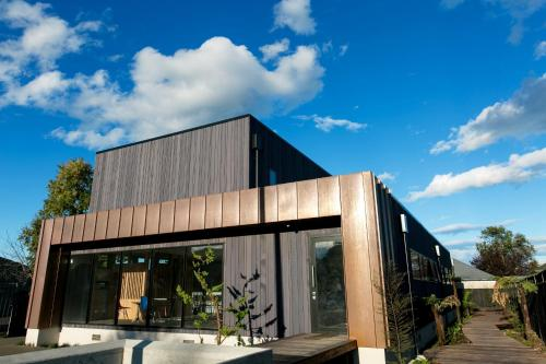 Blue Cedar House - christchurch -