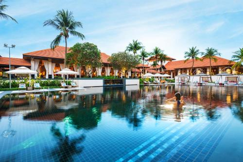 Sofitel Singapore Sentosa Resort & Spa - singapour -