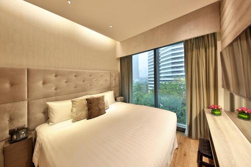 Pan Pacific Serviced Suites Beach Road photo 33