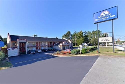 Americas Best Value Inn Augusta South