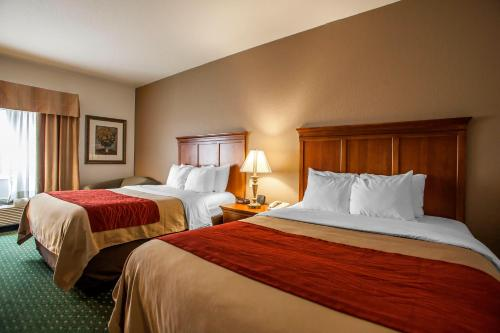 Comfort Inn & Suites Davenport - Quad Cities Photo