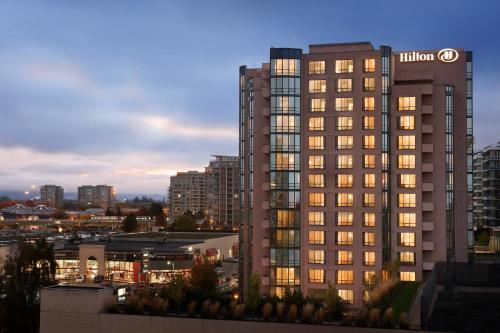 Hilton Vancouver Airport Photo