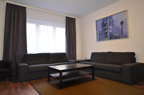 Apartment Zentrum Dusseldorf, Дюссельдорф
