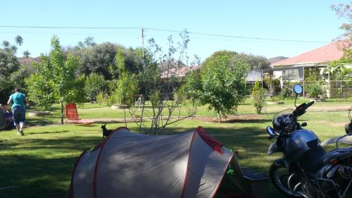 De Oude Schuur Campsite Photo