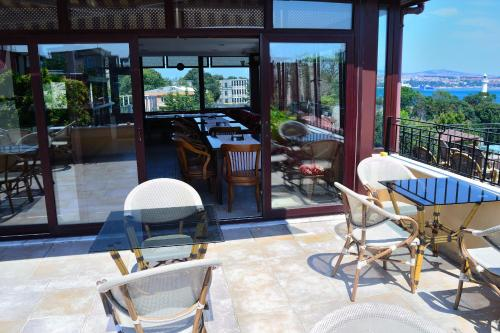 Istanbul Hotel Alp Guesthouse adres
