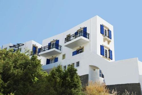 Mely Hotel - Kaps??lion Greece
