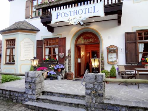 Posthotel Ettal Photo