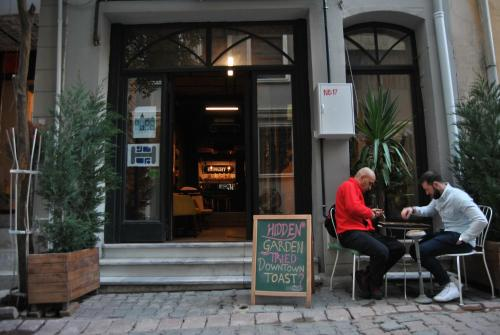 Istanbul Downtown Istanbul Hostel directions