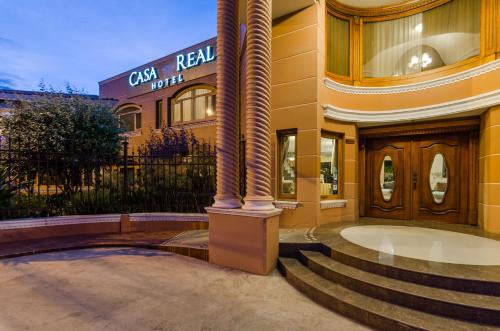 Hotel Spa Casa Real Photo