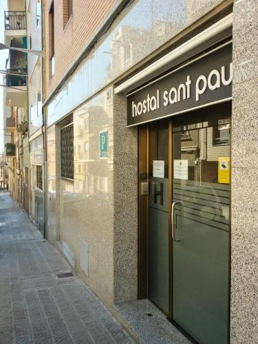 Hostal Sant Pau photo 12