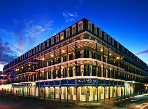 Four Points By Sheraton French Quarter - New Orleans, LA 70130