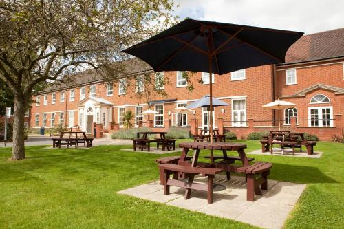 Photo of Mitchell Hall Hotel Bed and Breakfast Accommodation in Cranfield Bedfordshire