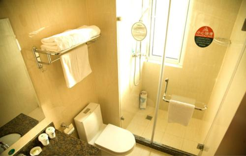Greentree Inn Beijing Guangming Bridge Express Apartment Hotel photo 11