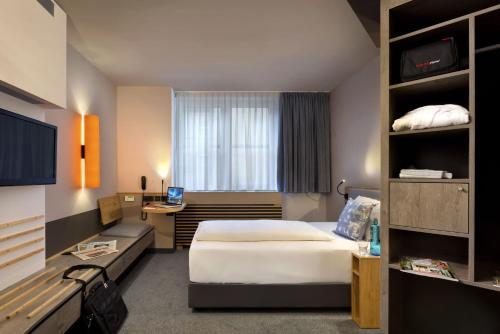 InterCityHotel Frankfurt photo 35