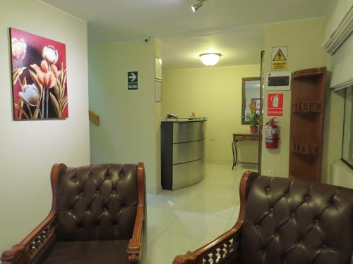 Hostal Las Flores Photo