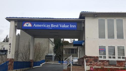 Americas Best Value Inn Lynnwood