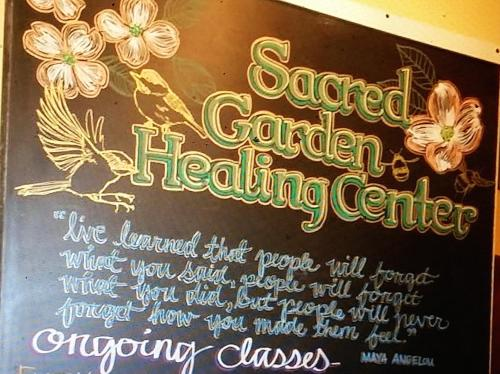 Sacred Garden Healing Center Photo
