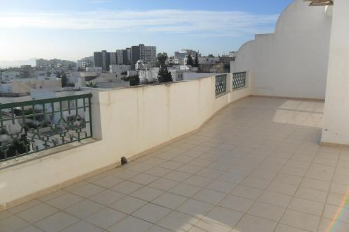 Best view of Bay apt Tunis Photo