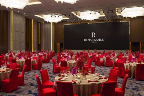Renaissance Suzhou Wujiang Hotel, A Marriott Luxury & Lifestyle Hotel photo 40