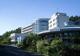 Parkhotel am Reha- und Prventionszentrum Bad Bocklet