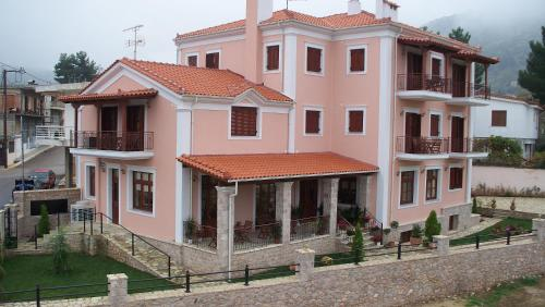 Zaggou Apartments - Ntinou Donta Greece
