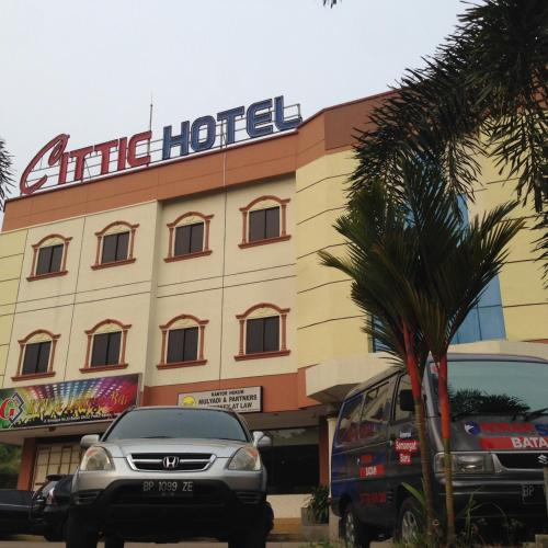Cittic Hotel Batam photo 42