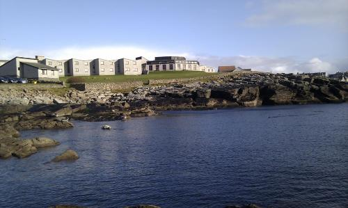 Photo of The Lerwick Hotel Hotel Bed and Breakfast Accommodation in Lerwick Shetland Islands