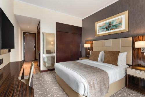 Hawthorn Suites by Wyndham Abu Dhabi City Center photo 48