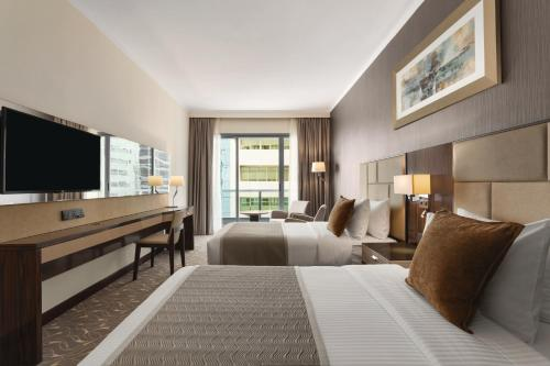 Hawthorn Suites by Wyndham Abu Dhabi City Center photo 49