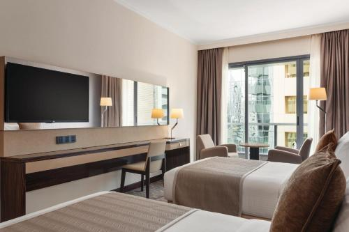 Hawthorn Suites by Wyndham Abu Dhabi City Center photo 52