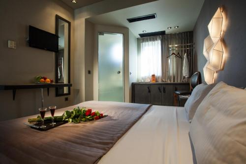 Zaliki Boutique Hotel Thessaloniki in thessaloniki - 4 star hotel