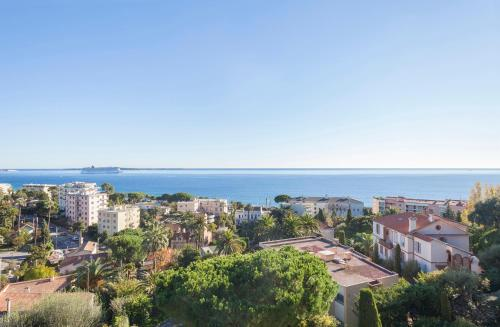 Beautiful Penthouse Terrace & Sea View! - cannes -