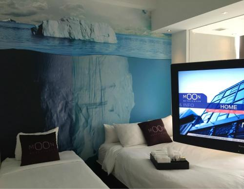 Moon 23 Hotel - singapour -
