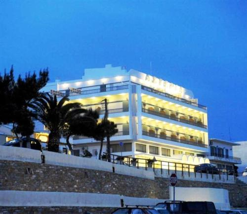 Asteria Hotel in tinos - 2 star hotel