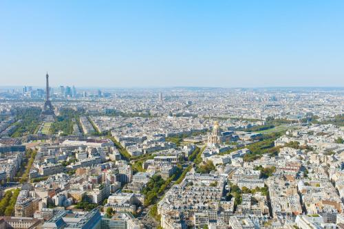 Aparthotel Adagio Paris Buttes Chaumont photo 22