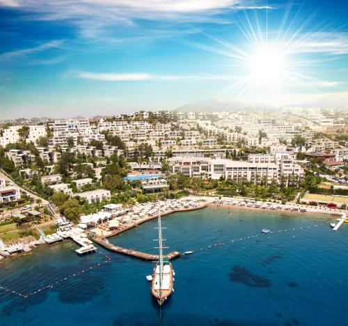 Gumbet Isis Hotel & Spa Ultra All Inclusive fiyat