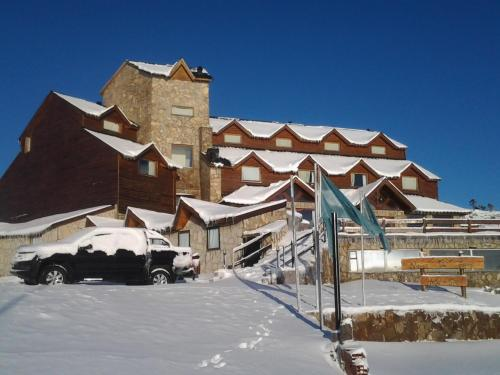 Hotel Spa Nieves Del Cerro Photo