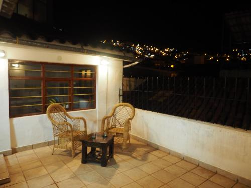 Maya's House Cusco Photo